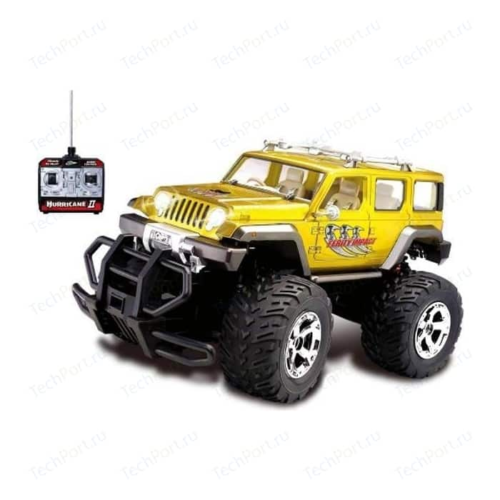 Радиоуправляемый внедорожник WinYea Jeep Wrangler Hurricane 2WD масштаб 1-12b(w3809)