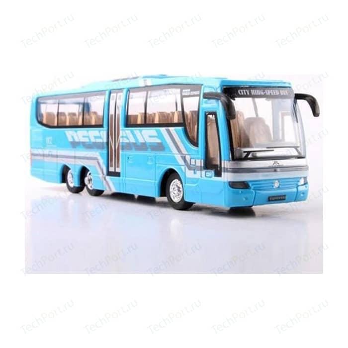 Радиоуправляемый автобус Shantou Gepai City Express Bus масштаб 1-76