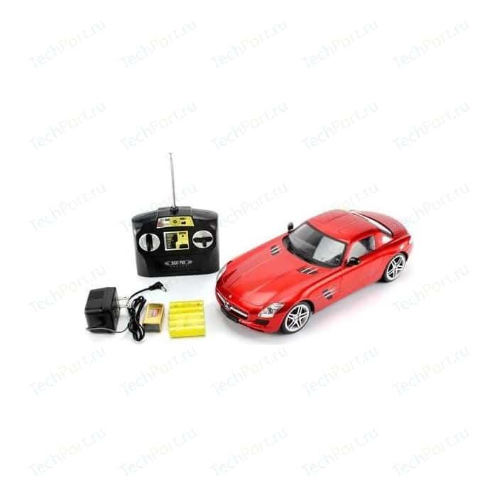 Радиоуправляемая машинка MZ Model Mercedes Benz SLS масштаб 1-14