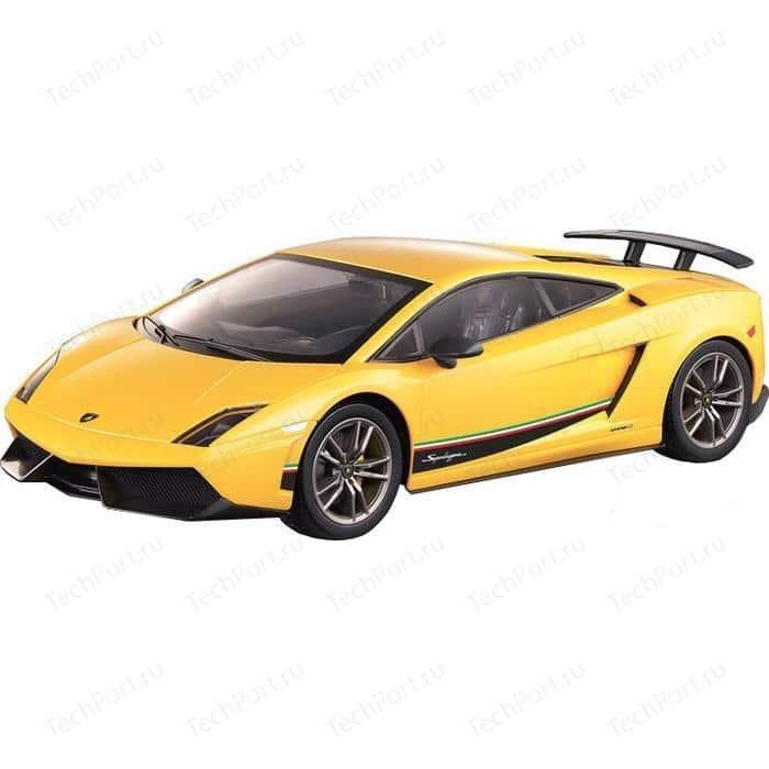 Радиоуправляемая машинка MJX Lamborghini Gallardo Superleggera LP 570 4 масштаб 1-14 27Mhz