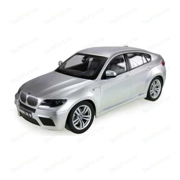 Радиоуправляемая машинка MJX BMW X6 M Silver масштаб 1-14 27Mhz
