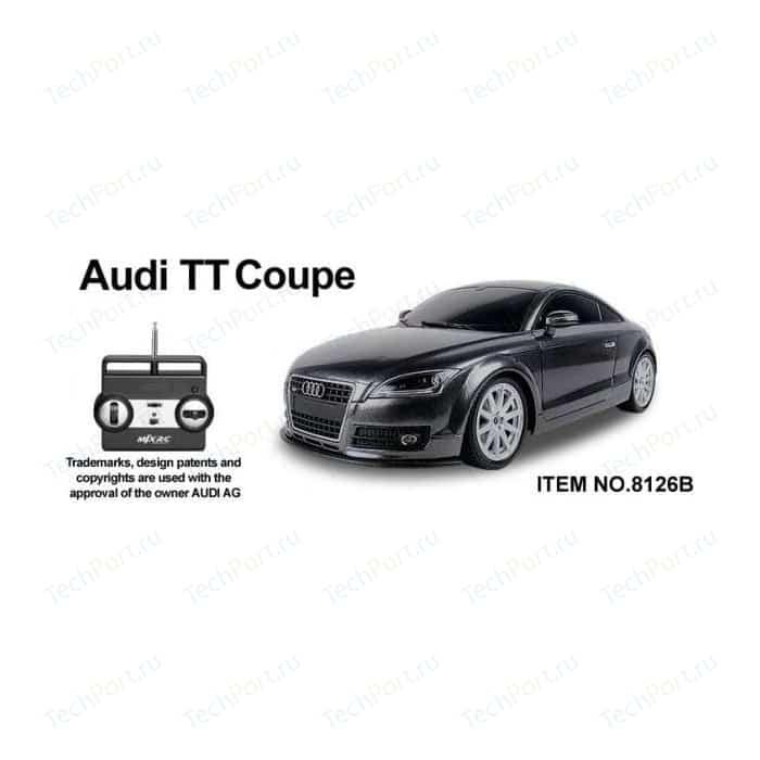 Радиоуправляемая машинка MJX Audi TT Black масштаб 1-20