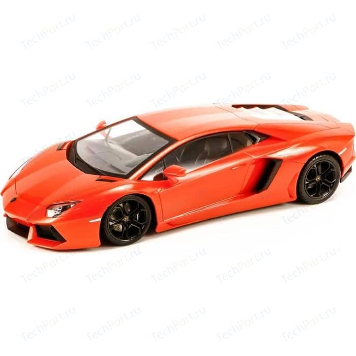 Радиоуправляемая машинка MJX Lamborghini Aventador масштаб 1-14 LP700 4 (Orange)