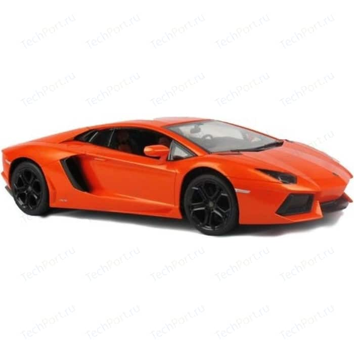 Радиоуправляемая машинка Double Eagle MJX Lamborghini Aventador LP700 4 Orange масштаб 1-14 27Mhz