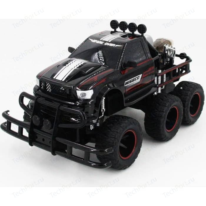 Радиоуправляемая машина YED джип 6x6 Black Thunder Speed WE 7