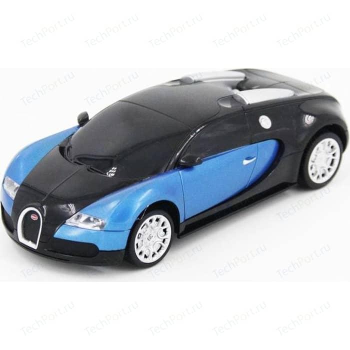Фото - Радиоуправляемая машина MZ MZ Model Bugatti Veyron Blue 1-24 гоночная машина rastar bugatti veyron grand sport vitesse 53900 1 18 черный
