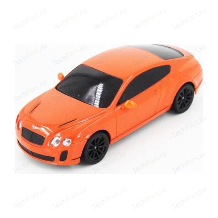 Радиоуправляемая машина MZ Model Bentley Continental Orange 1-24