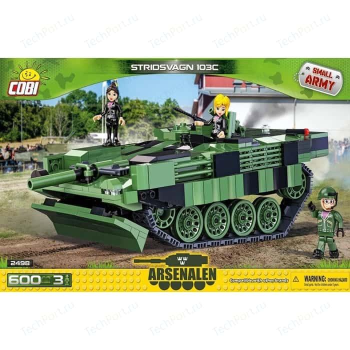 цена на Конструктор COBI Stridsvagn 103C