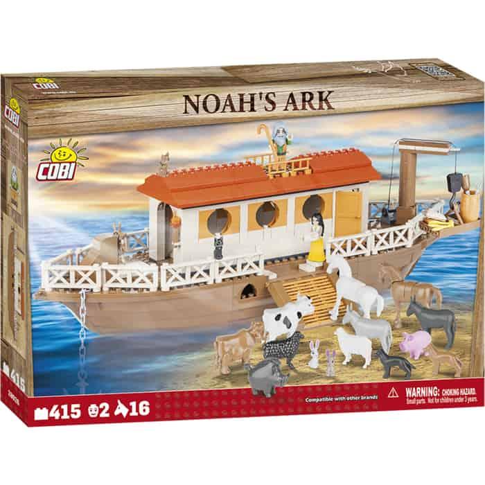 Конструктор COBI Noahs Ark худи print bar lost ark