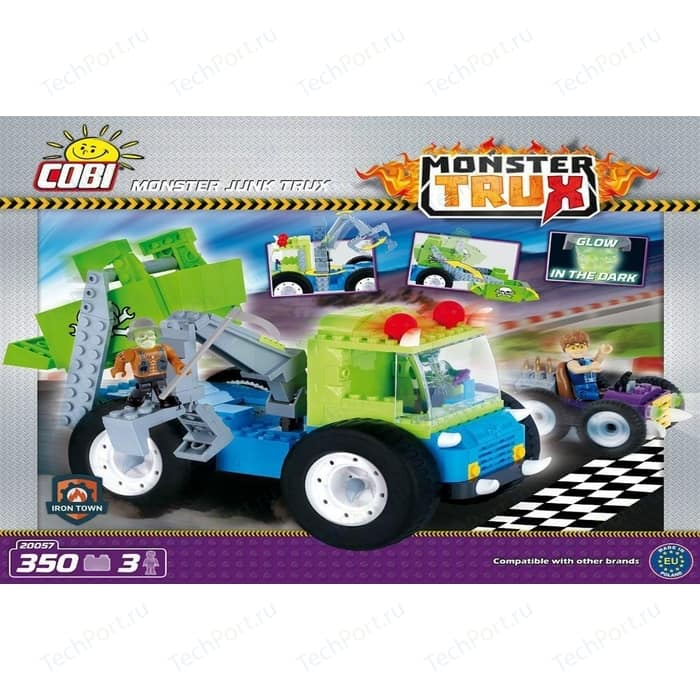 Конструктор COBI Monster Junk Trux