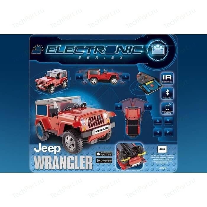 Конструктор COBI Jeep Wrangler