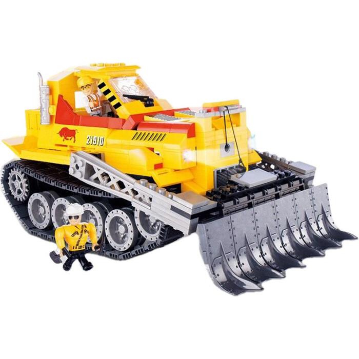 Конструктор COBI Bulldozer