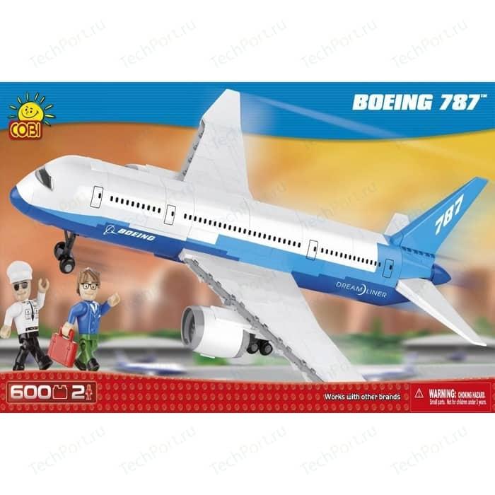 Конструктор COBI Boeing 787 Dreamliner конструктор cobi самолет boeing 787 dreamliner
