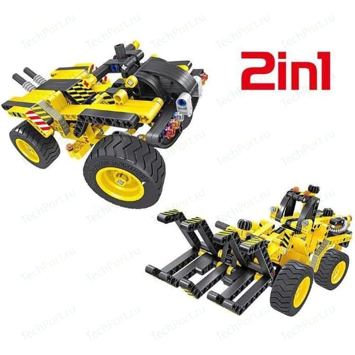 Конструктор QiHui 2 в 1 (трактор и багги) Technics 342 детали