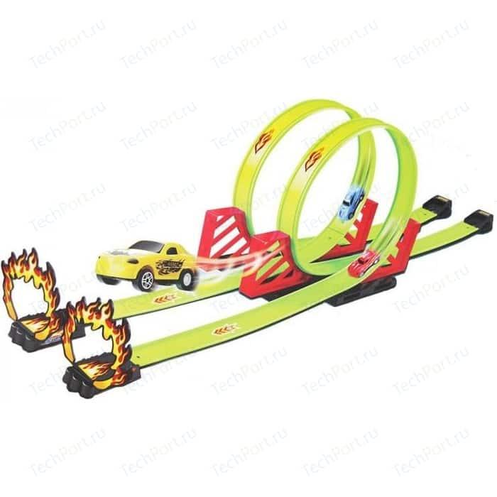 Детский пусковой трек TENGLEADER Track Racing длина трека 550 см