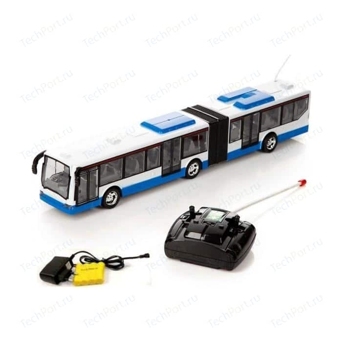 HuangBo Toys Автобус-гармошка на радиоуправлении