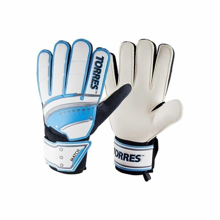 Перчатки вратарские Torres Match FG050611 р. 11 перчатки вратарские torres match fg050610 р 10