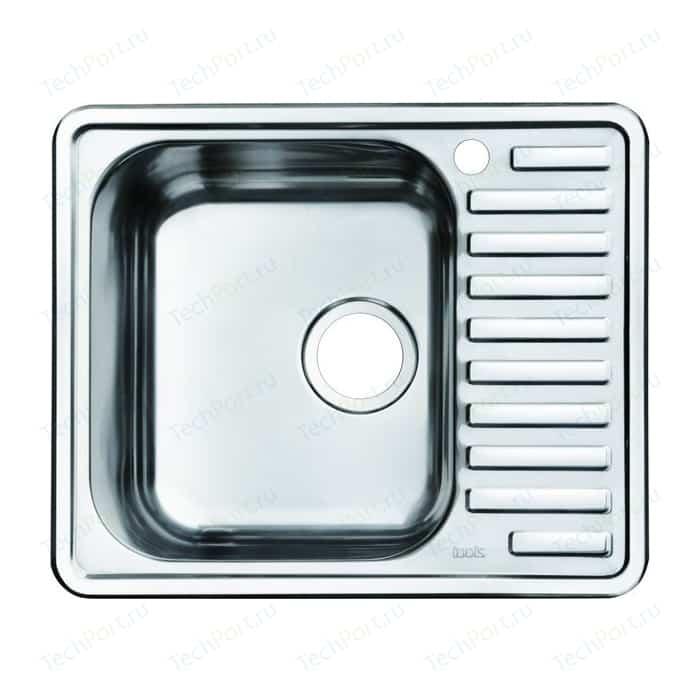 Кухонная мойка IDDIS Strit (STR58SLi77)