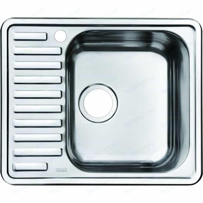 Кухонная мойка IDDIS Strit (STR58SRi77)