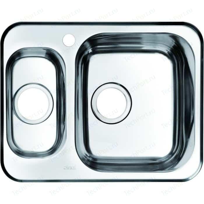 Кухонная мойка IDDIS Strit (STR60SZi77)