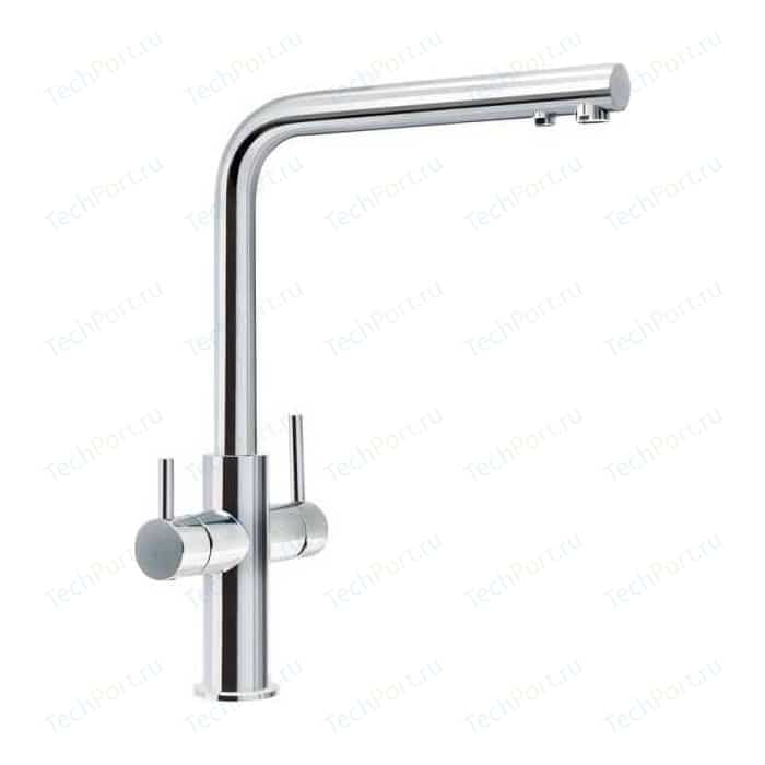 Смеситель для кухни под фильтр Franke Neptune Clear Water хром (115.0370.689)