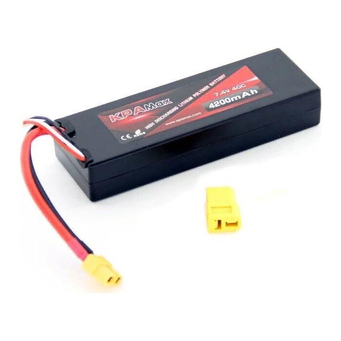 Аккумулятор Vant Li-Po 7.4В 4200мАч 40C 2S