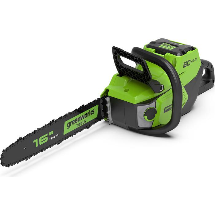 Электропила аккумуляторная GreenWorks GD60CS40 (2001807)