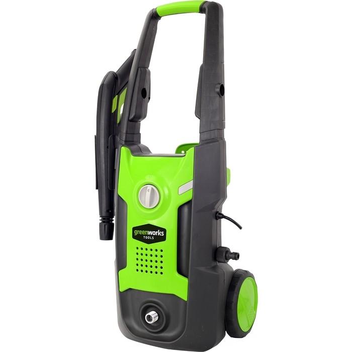 Мойка высокого давления GreenWorks G3 (5100207)