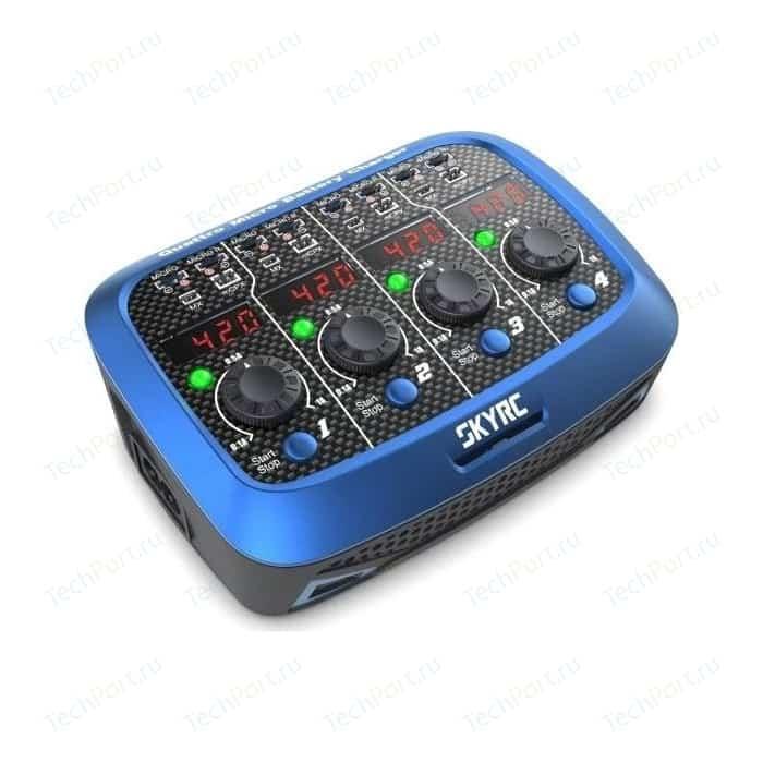 Зарядное устройство SkyRC Li Po.Li Fe.Li Ion Quattro Micro Battery AC.DC