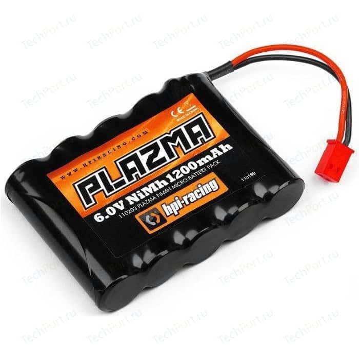 Аккумулятор HPI Ni-Mh 6.0В 5S 1200 мАч
