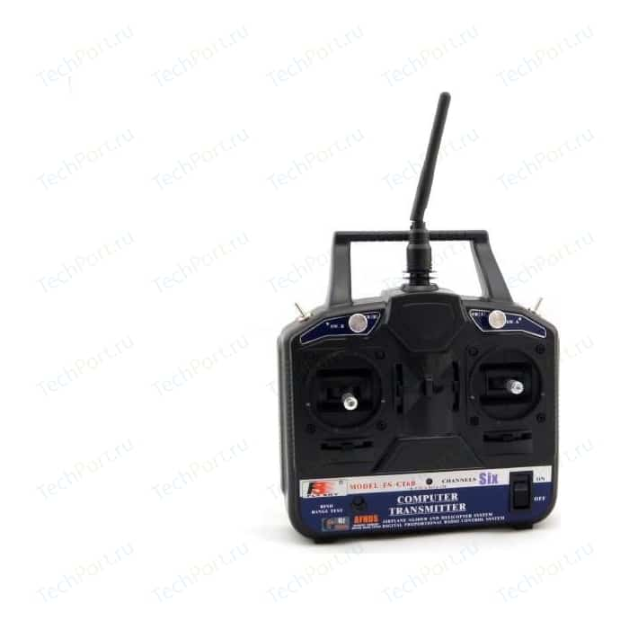 Передатчик FlySky CT6B+R6B