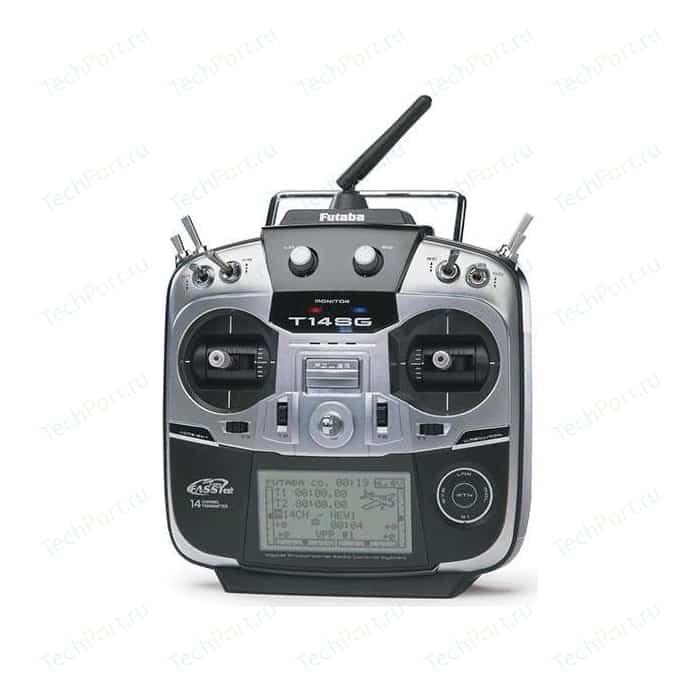 14 ти канальная аппаратура Futaba T14SG Air FASST (с приемником) 2.4G
