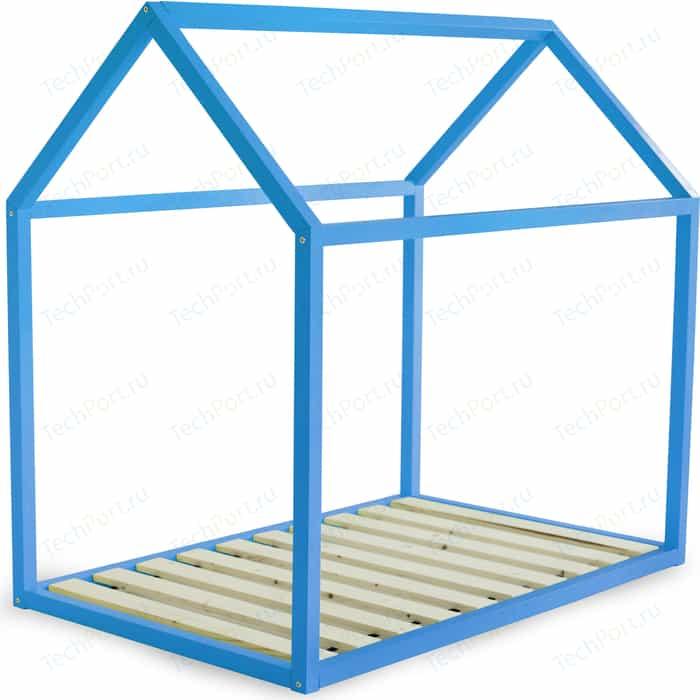 Кровать Anderson Дрима Base голубая 80x160
