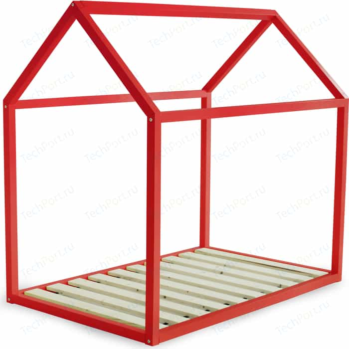 Кровать Anderson Дрима Base красная 80x160