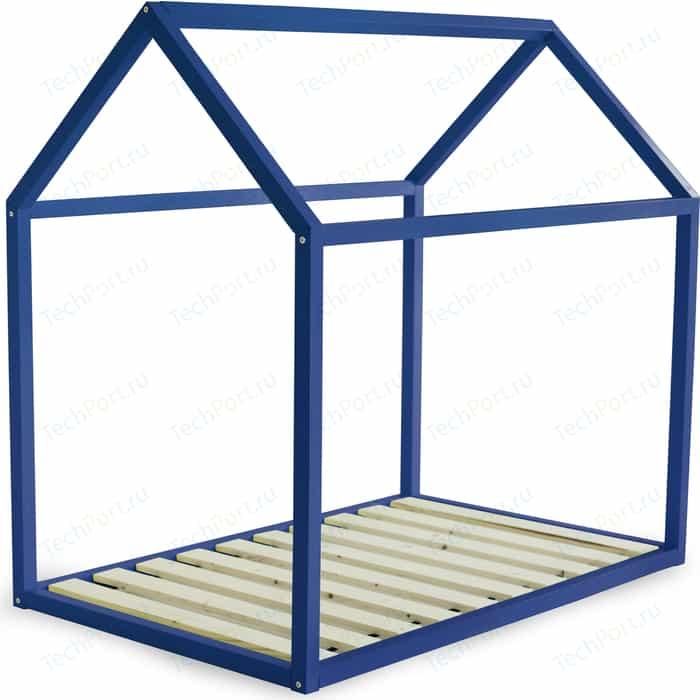 Кровать Anderson Дрима Base синяя 80x190