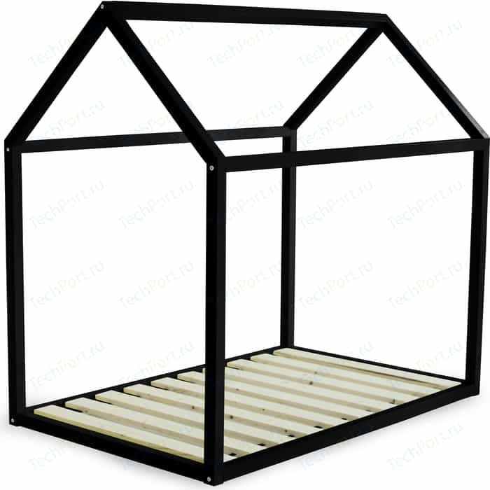 Кровать Anderson Дрима Base черная 80x190