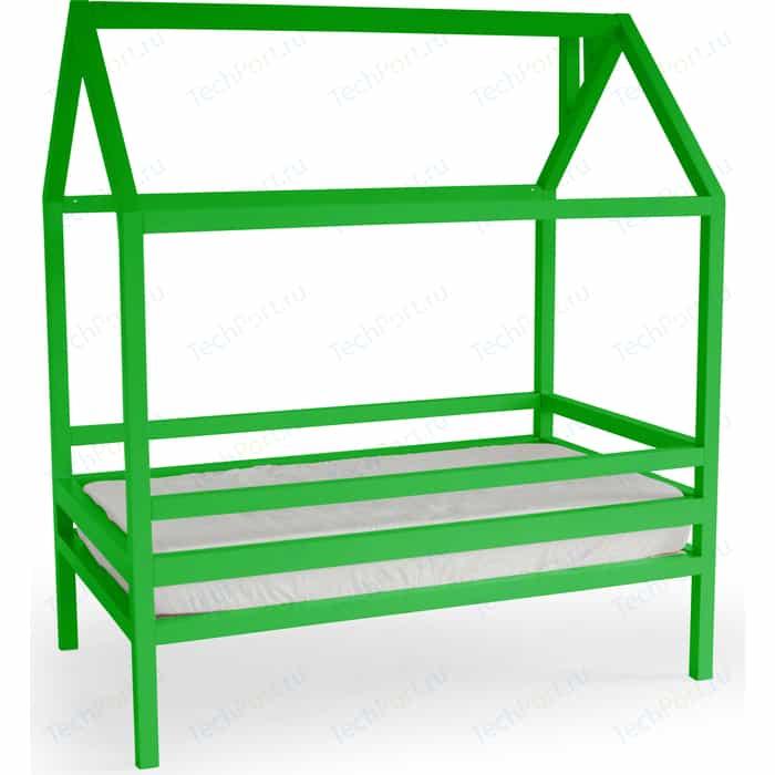 Кровать Anderson Дрима H зеленая 80x160