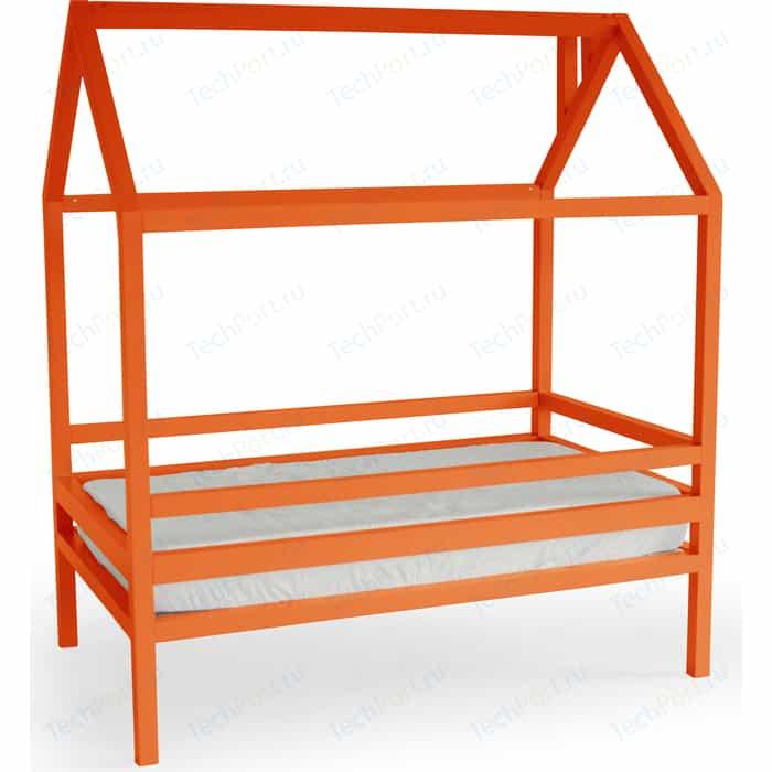 Кровать Anderson Дрима H оранжевая 80x160