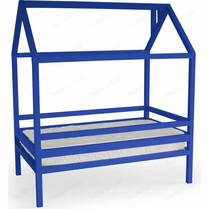 Кровать Anderson Дрима H синяя 80x160