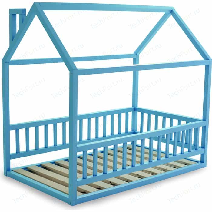 Кровать Anderson Дрима МБ голубая 80x160