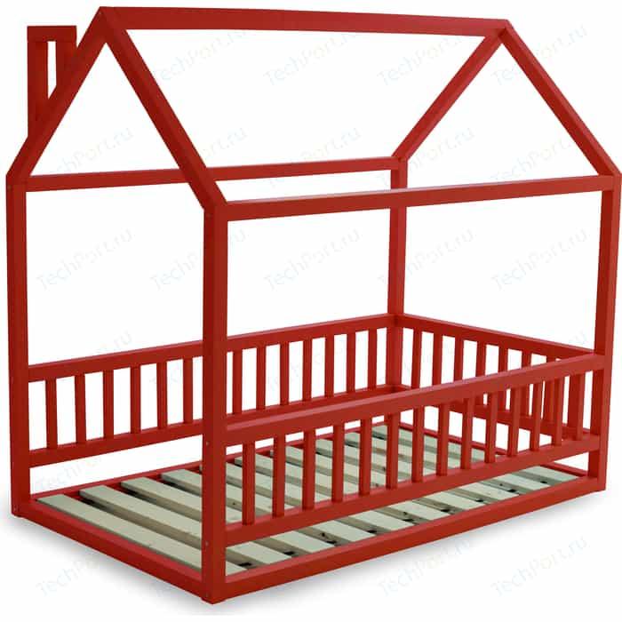 Кровать Anderson Дрима МБ красная 80x190