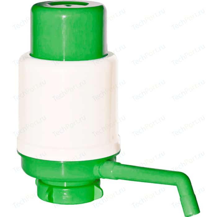 Помпа механическая Aqua Work Дельфин ЭКО, зеленая
