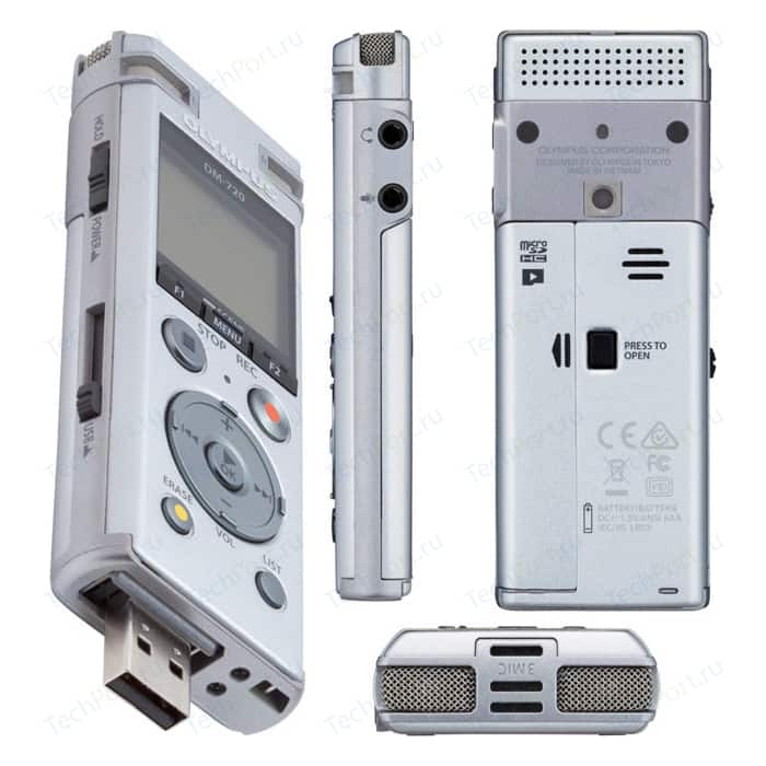 Диктофон Olympus DM-720