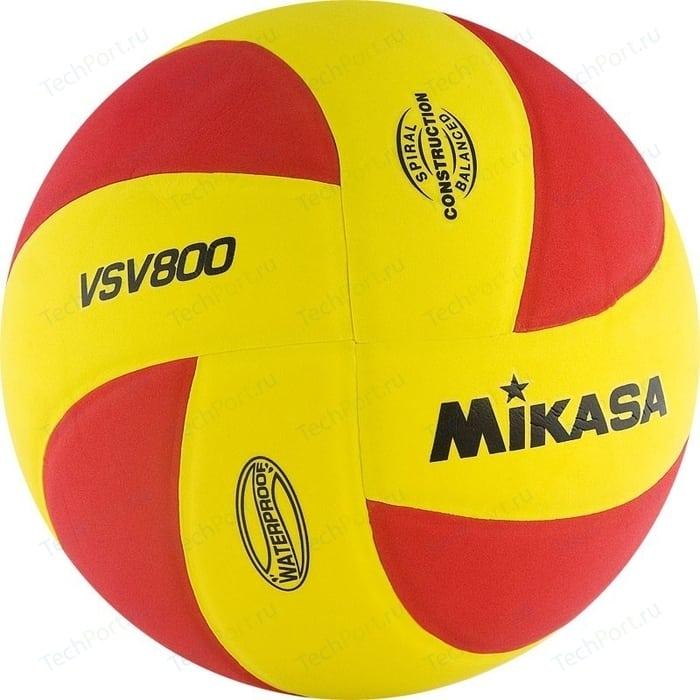 Мяч волейбольный Mikasa VSV800 р.5 мяч волейбольный wilson wth10320xb р 5