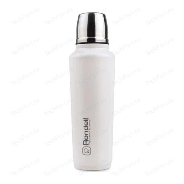 Фото - Термос 0.75 л Rondell Absolute White (RDS-444) термос rondell rds 425 bottle black 700ml