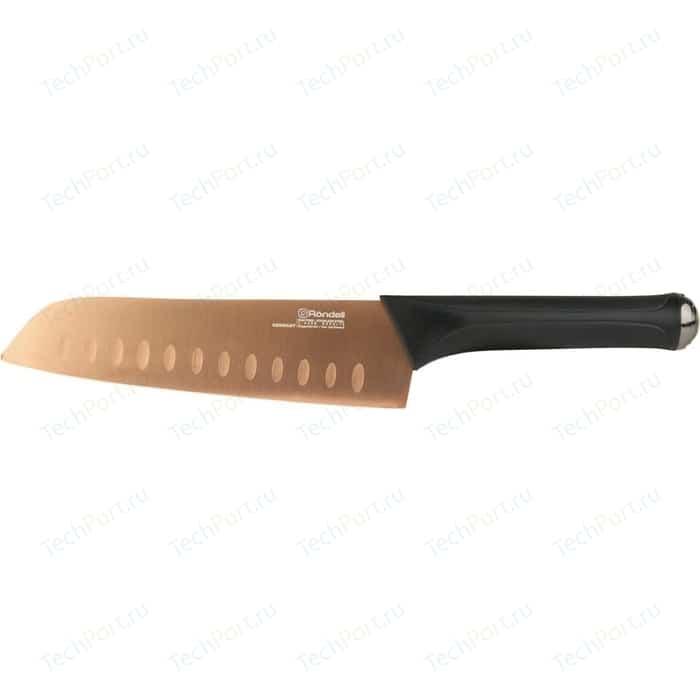Нож Santoku 18 см Rondell Gladius (RD-692)