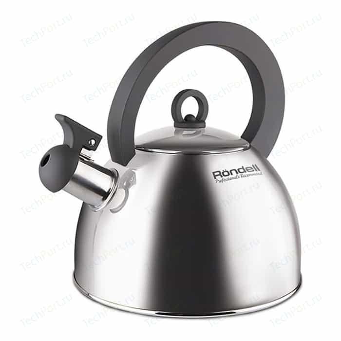 Чайник 2.0 л Rondell Strike Grey (RDS-922)