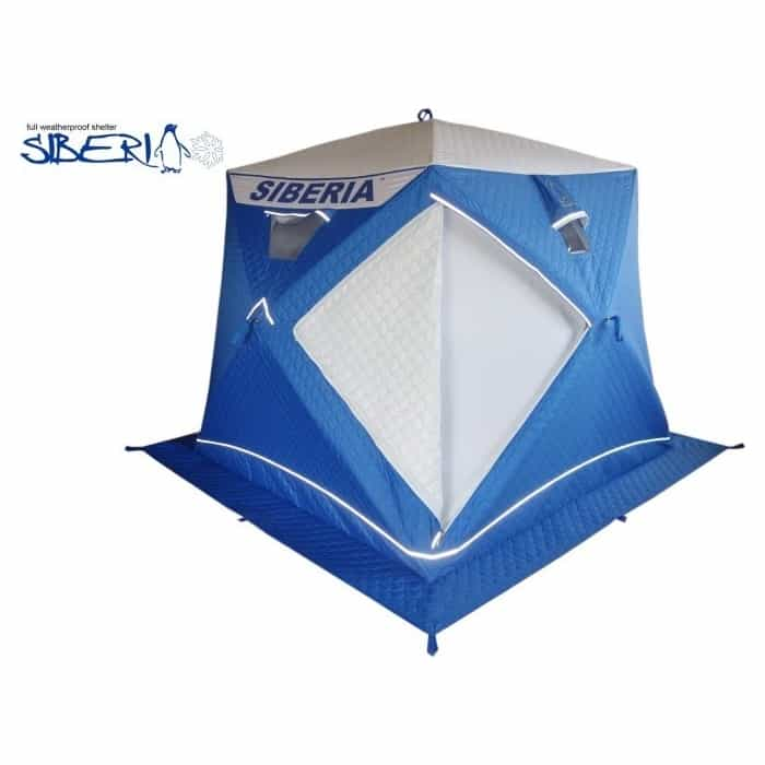 Зимняя палатка куб Пингвин Призма Сиберия, четырехслойная