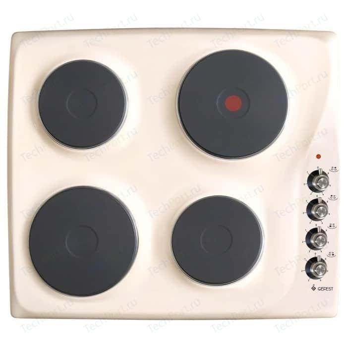Электрическая варочная панель GEFEST СВН 3210 К55