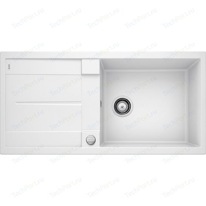 Кухонная мойка Blanco Metra XL 6 S белый (515280)